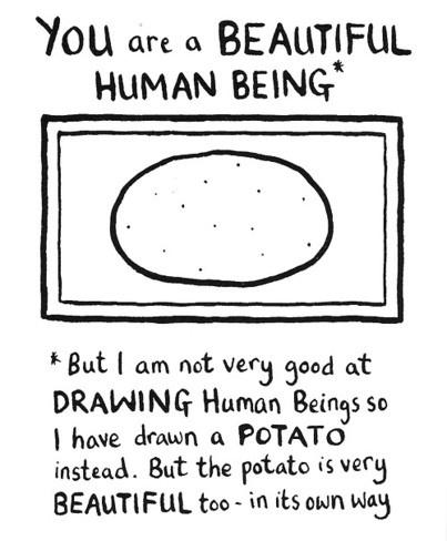 Edward Monkton potato