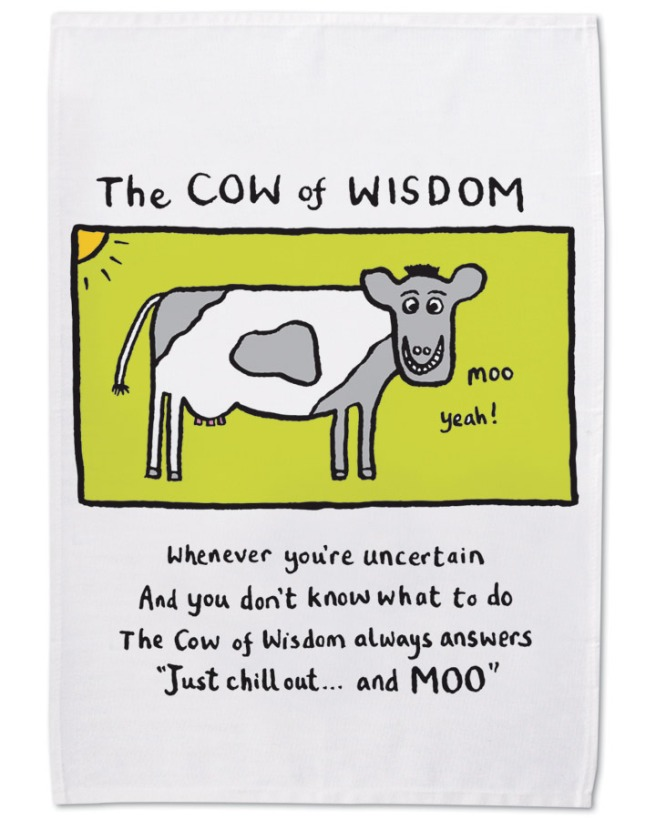 The Cow of Wisdom
