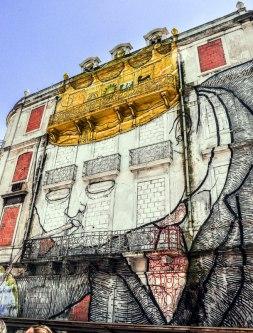 Stunning graffiti!