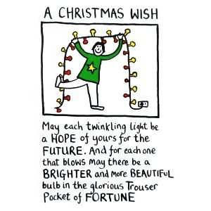 A Christmas Wish.A Christmas Wish H Is For Happiness