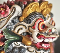 Another angle of Mr. Barong's pop-eye!