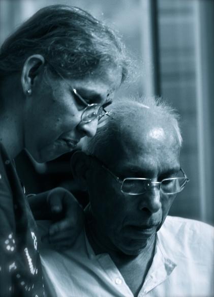I cherish Mom & Dad...the reason I am.