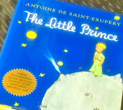 On of my Top 10 Favourite books of all time...in Blue :)